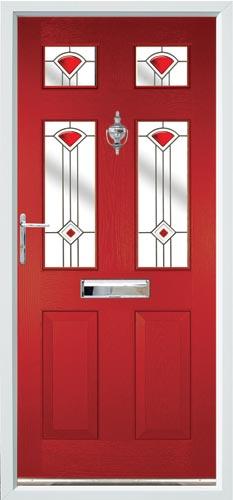 Tenby Range Of Composite Doors The Greenest Door From