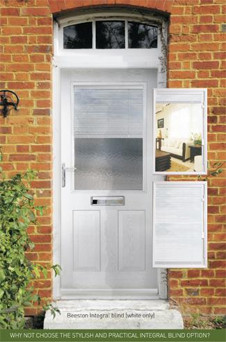 Beeston Composite Doors The Greenest Door From The