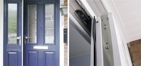 French Composite Doors The Greenest Door From The