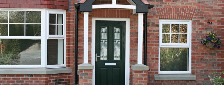 Harlech Composite Doors The Greenest Door From The Greenest Company